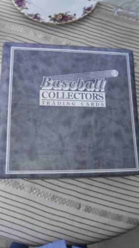 Album De Barajitas De Beisbol Americano