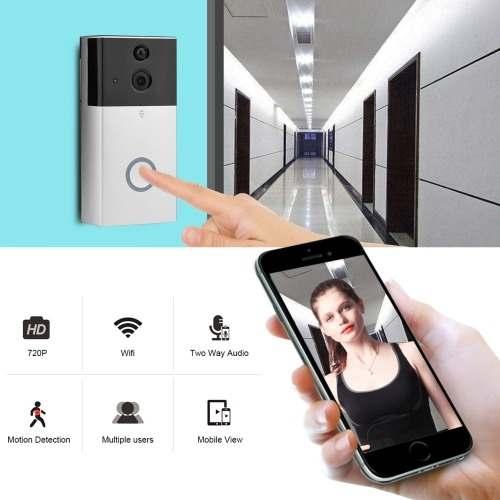 Camara Vesafe A5 Hd 720p Smart Security Wifi Video Portero