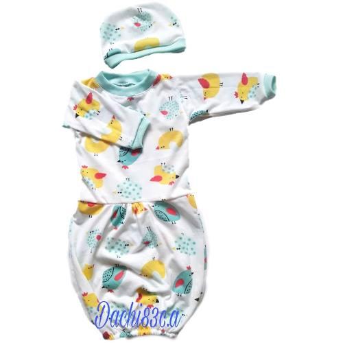 Cocolisos Para Bebes Dachi83c.a Niñas Y Niños T 0-3 P/ 3-6