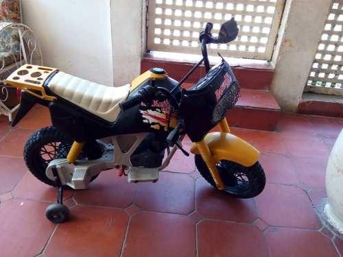 Moto De Juguete Electrica