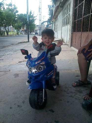 Moto Electrica De Bateria Para Niños