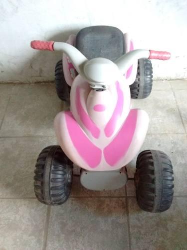 Moto Electrica Para Niña Sin Bateria