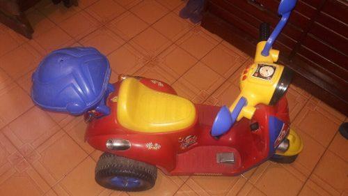 Moto Para Niños A Batería Moto King