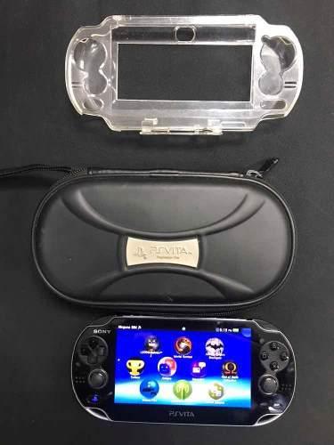 Psvita Wifi-3g Con 6 Juegos