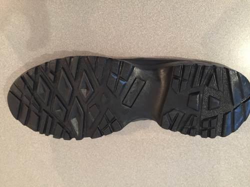 Suela Para Zapato O Bota De Seguridad En Pvc