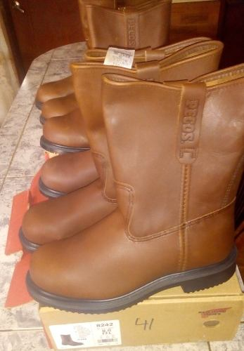 Botas de seguridad red wing shoes | Posot Class