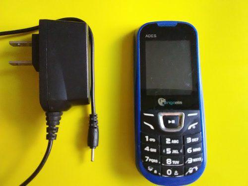 Teléfono Celular Basico Kingdata Doble Sim