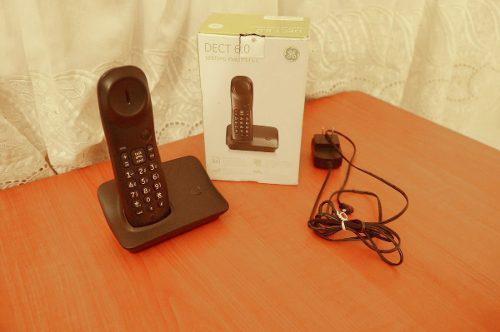 Teléfono Inalambrico General Electric Dect 6.0 Cantv