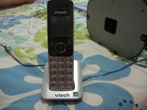 Teléfono Inalambrico Vtech Cs6609 Auxiliar