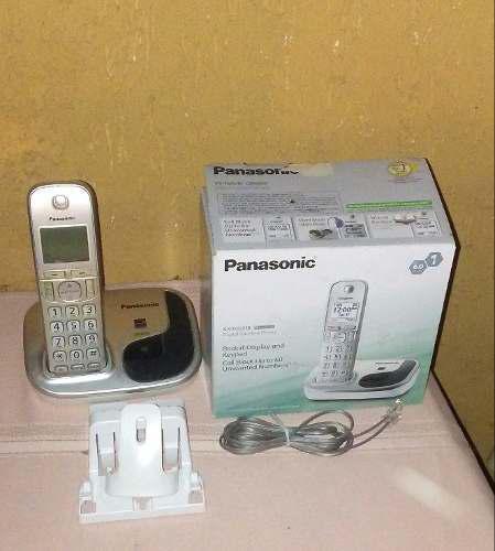 Teléfono Panasonic Inalambrico