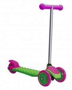 Triciclo 3 Ruedas. Scooter