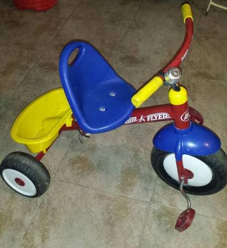 Triciclo Radio Flyer Original..