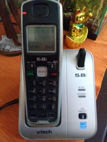 Vendo Usado Telefono Inalambrico Vtech