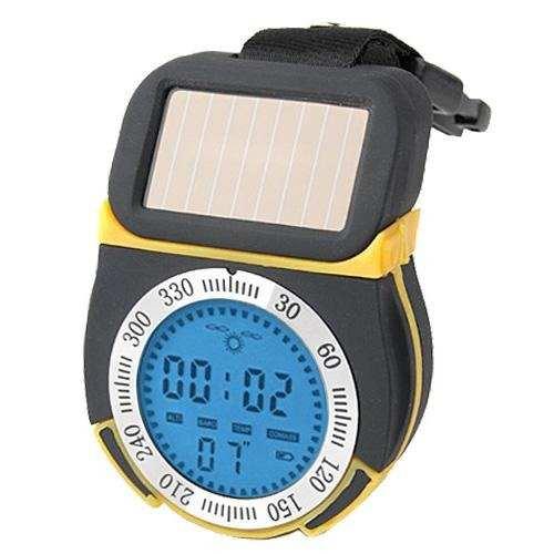 6 1 Brujula Electronica Altimetro Barometro Prevision