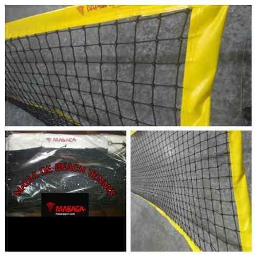 Malla De Beach Tennis, Malla Para Tenis De Playa