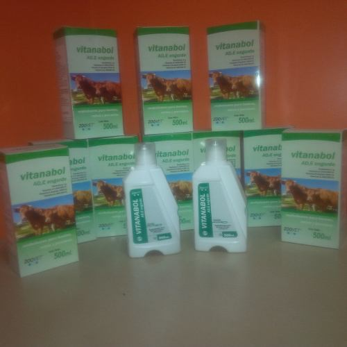 Mineralizante Vitamina, Powermin, Vitanabol Cuzinc Y Otros