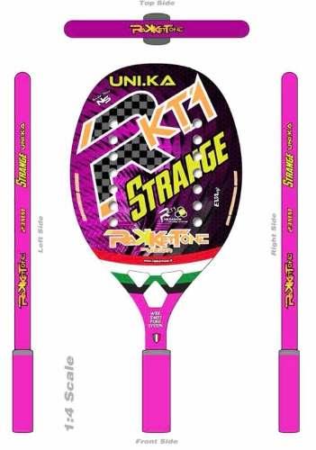 Raqueta De A Beach Tennis Rakkettone Unika
