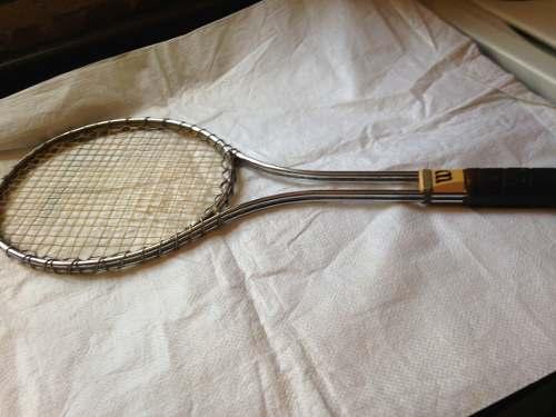 Raqueta De Tennis De Aluminio Wilson