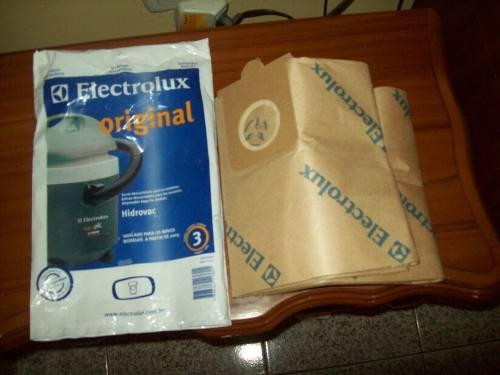 Bolsa Para Aspiradora Electrolux Hidrovac Nuevas Sin Usar