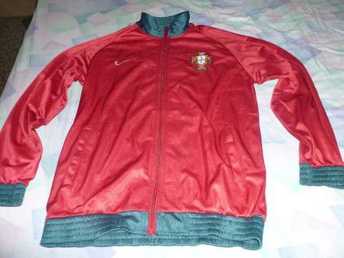 Chaqueta Selección De Portugal Talla L 100% Original Nike