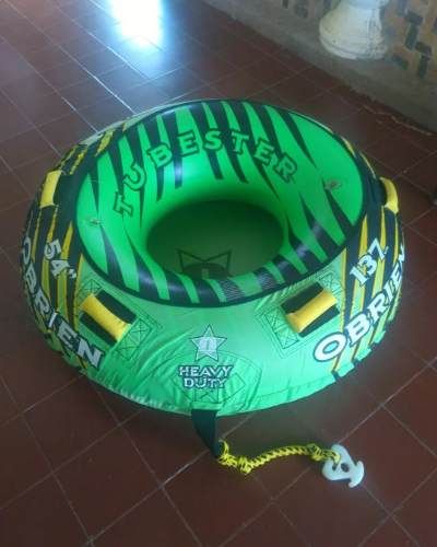Dona Inflable Para Lanchas Botes Deportes Acuaticos