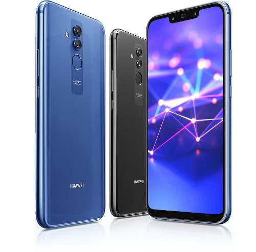 Huawei Mate 20 Lite 64gb Rom 4gb Ram 24mp + 20mp 4g Lte