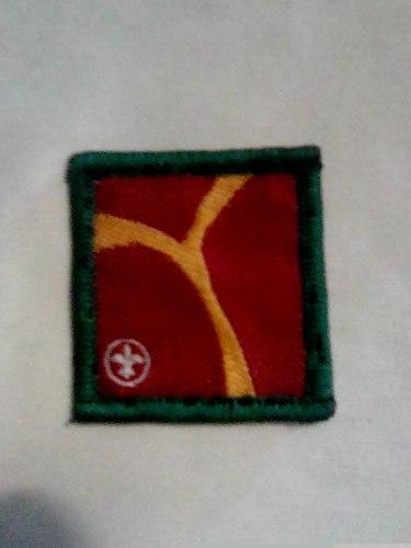 Insignia Scout De Adelanto Clan Precursor