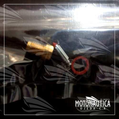 Kit De Valvula (aguja Del Carburador) Para Yamaha 40g