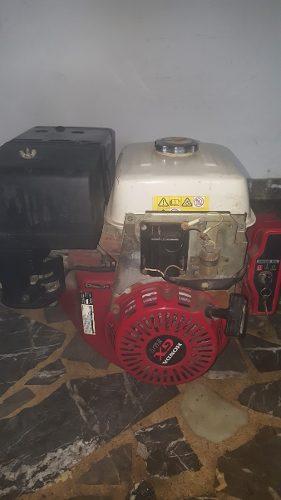 Motor A Gasolina Honda Gx  Hp Poco Uso