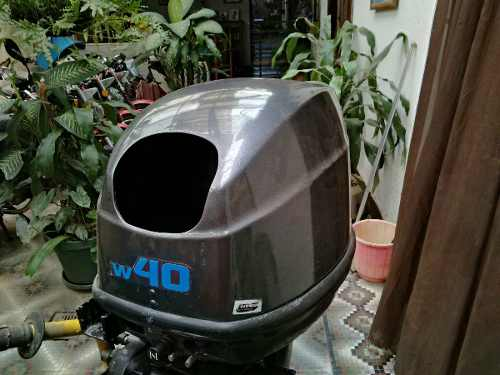 Motor Fuera De Borda 40 Hp Yamaha Pata Corta Leer Bien Xf