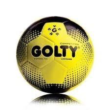 Balón De Fútbol Marca Golty Modelo Competition Laminado.