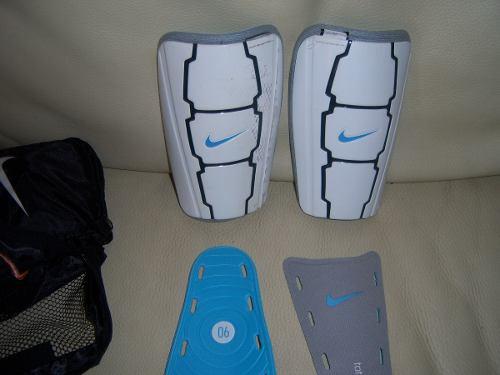 Canillera, Espinillera, Tobillera Nike Total 90