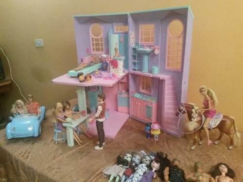Casa De Barbies