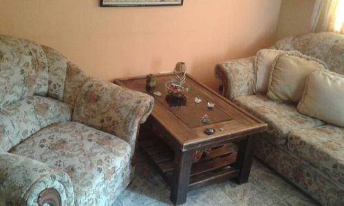 Juego De Muebles Para La Sala Lea Descripción !!