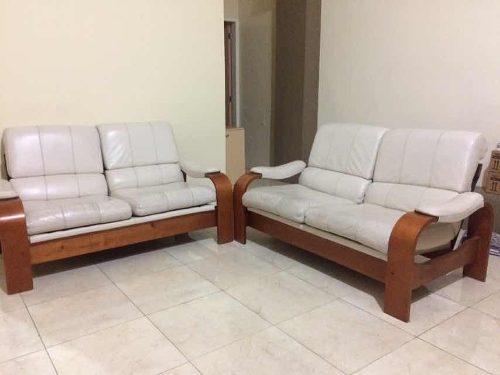 Muebles De Cuero Deco Mobilia