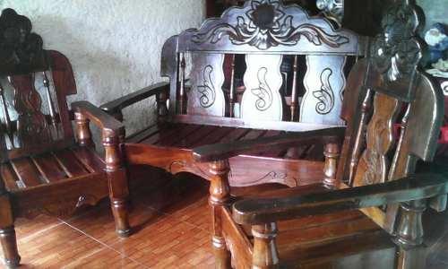 Muebles En Madera Mazisa En Saman