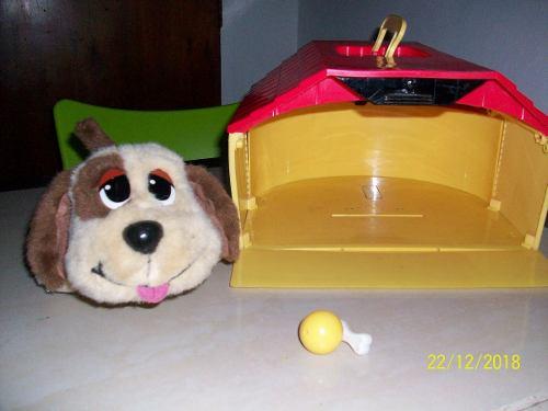 Perro Interactivo Pound Puppies Mattel