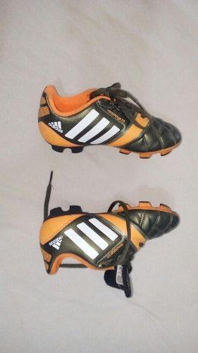 Tacos De Futbol adidas Talla 30