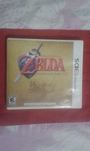 The Legend Of Zelda Ocarina Of Time 3d Original