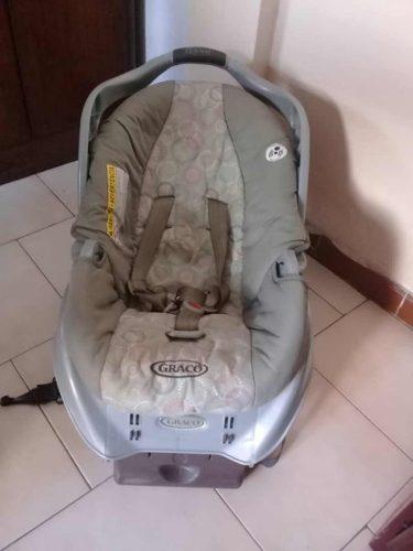 Asiento, Silla Porta Bebé De Carro Para Bebés Graco