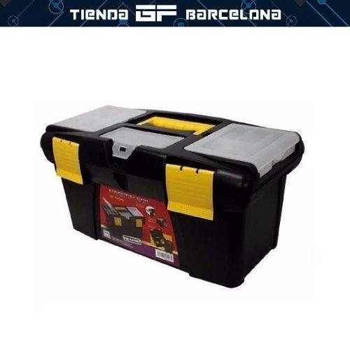 Caja De Herramientas Magnum Box 19 Pulgadas Alfa Hogar