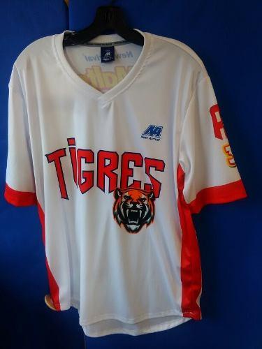 Camisa Tigres De Aragua Temporada -