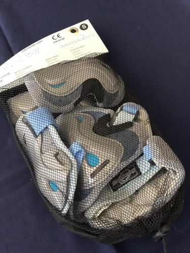 Kit De Protectores Para Patinar Rollerblade