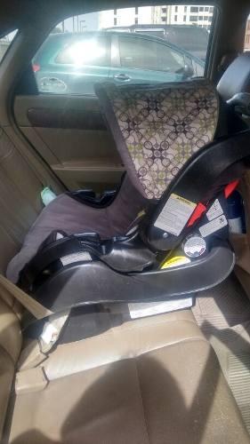 Porta Bebe Graco Con Base. Silla Para Carro