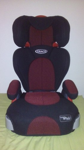 Silla Para Carro, Graco Pedic Luxury Turbo Booster.