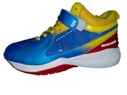 Zapatos Botas Botines Basket Baloncesto New Arrival Tricolor