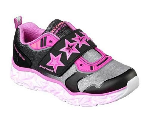 Zapatos Con Luces Skecher Y Light