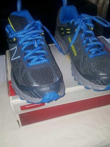 Zapatos New Balance Trail Running 100%original