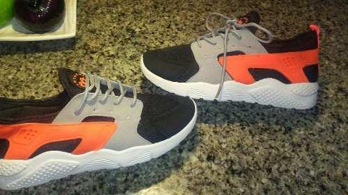Zapatos Nike Huarache Nuevos Talla 40 Y 41