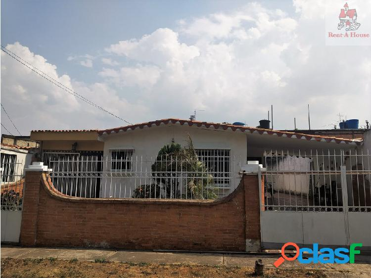 Casa En Venta Morro San Diego Carabobo 19-8410 NV